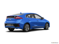 2018 Hyundai Ioniq Hybrid LIMITED/TECH | Photo 2 | Marina Blue