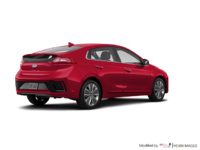 2018 Hyundai Ioniq Hybrid LIMITED/TECH | Photo 2 | Fiery Red