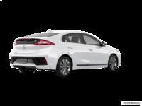 2018 Hyundai Ioniq Hybrid LIMITED/TECH | Photo 2 | Polar White