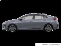 2018 Hyundai Ioniq Hybrid LIMITED | Photo 1 | Aurora Silver