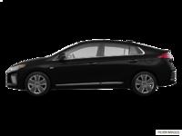 2018 Hyundai Ioniq Hybrid LIMITED | Photo 1 | Phantom Black