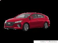 2018 Hyundai Ioniq Hybrid LIMITED | Photo 3 | Fiery Red