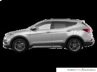 2018 Hyundai Santa Fe Sport 2.0T LIMITED | Photo 1 | Sparkling Silver