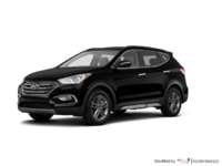 2018 Hyundai Santa Fe Sport 2.0T LIMITED | Photo 3 | Twilight Black