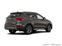 2018 Hyundai Santa Fe Sport 2.0T SE   Photo 2   Titanium Silver