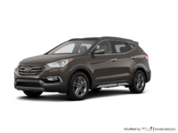 2018 Hyundai Santa Fe Sport 2.0T SE   Photo 3   Titanium Silver