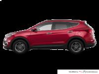 2018 Hyundai Santa Fe Sport 2.4 L PREMIUM | Photo 1 | Serrano Red