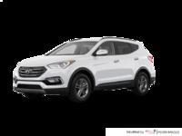 2018 Hyundai Santa Fe Sport 2.4 L PREMIUM | Photo 3 | Frost White Pearl