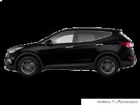 2018 Hyundai Santa Fe Sport 2.4 L SE | Photo 1 | Twilight Black