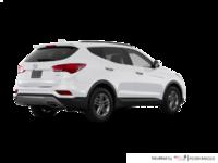 2018 Hyundai Santa Fe Sport 2.4 L | Photo 2 | Frost White Pearl