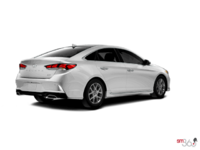 2018 Hyundai Sonata 2.0T SPORT | Photo 2 | Ice White