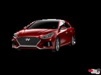 2018 Hyundai Sonata 2.4 SPORT | Photo 3 | Fiery Red