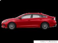 2018 Hyundai Sonata GL | Photo 1 | Fiery Red