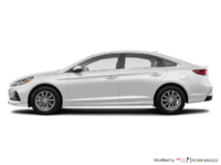 2018 Hyundai Sonata GL | Photo 1 | Ice White