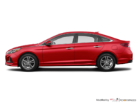 2018 Hyundai Sonata GLS TECH | Photo 1 | Fiery Red