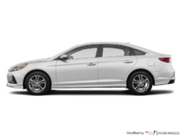 2018 Hyundai Sonata GLS TECH | Photo 1 | Ice White