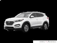 2018 Hyundai Tucson 2.0L LUXURY | Photo 3 | Winter White