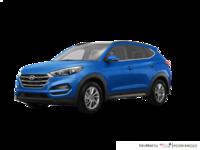 2018 Hyundai Tucson 2.0L LUXURY | Photo 3 | Caribbean Blue