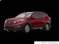 2018 Hyundai Tucson 2.0L LUXURY | Photo 3 | Ruby Wine