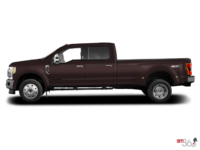 2018 Ford Super Duty F-450 KING RANCH | Photo 1 | Magma Red