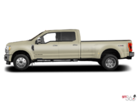 2018 Ford Super Duty F-450 KING RANCH | Photo 1 | White Gold