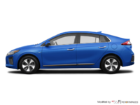 2018 Hyundai IONIQ electric LIMITED | Photo 1 | Marina Blue