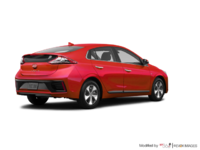 2018 Hyundai IONIQ electric LIMITED | Photo 2 | Fiery Red