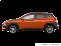 2018 Hyundai Kona 2.0L LUXURY | Photo 1 | Tangerine Comet