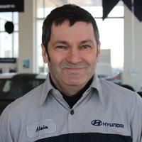Alain Thibodeau - Technicien en mécanique