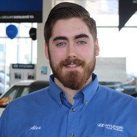 Alex Dontigny - Conseiller aux ventes
