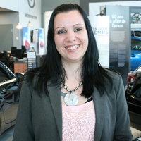 Sindy Marcouiller - Conseillère automobile