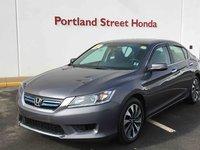 2015 Honda Accord Hybrid Hybrid