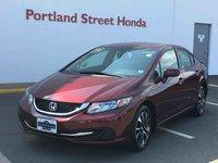 2014 Honda Civic Sdn EX