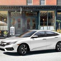 Honda Civic 2017 : elle continue de se démarquer
