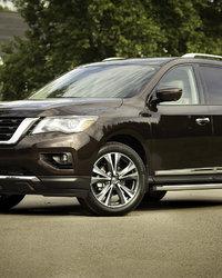 Sécurité et puissance avec le Nissan Pathfinder 2019