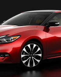 Voici la nouvelle Nissan Maxima 2016