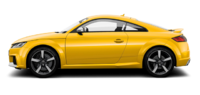2018  TT RS Coupé