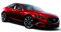 The new Mazda6 ?
