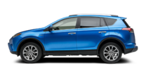 Toyota RAV4 Hybride  2018