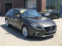2016 Mazda Mazda3 Sport GT-SKY! NEW ARRIVAL!