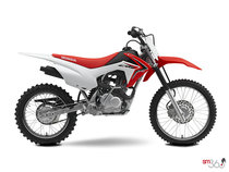 2016 Honda CRF125FB