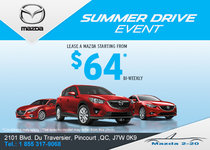 Summer drive event!