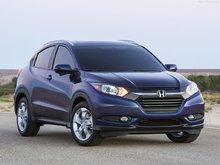 Le Honda HR-V 2016 dans les médias