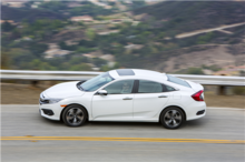 Voici la Honda Civic 2018