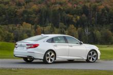 La Honda Accord 2018 nommée Voiture nord-américaine de l'année