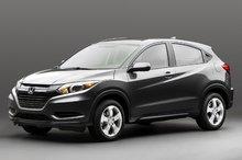 Le Honda HR-V 2015 s'approche à grands pas