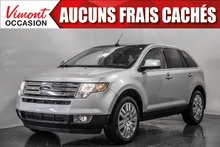 Ford Edge 2010+AWD+LIMITED+CUIR+TOIT PANORAMIQUE 2010