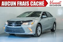 2015 Toyota Camry 2015+LE+A/C+GR ELEC COMPLET+BLUETOOTH