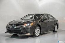 2018 Toyota Camry LE - GR AMÉLIORÉ ET PNEUS HIVER