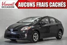 2015 Toyota Prius 2015+HB+LIFTBACK+CAMERA RECUL+A/C+BLUETOOTH